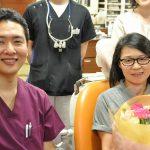 歯医者さんが大の苦手でした【インプラント治療を終了された中野幸枝様】